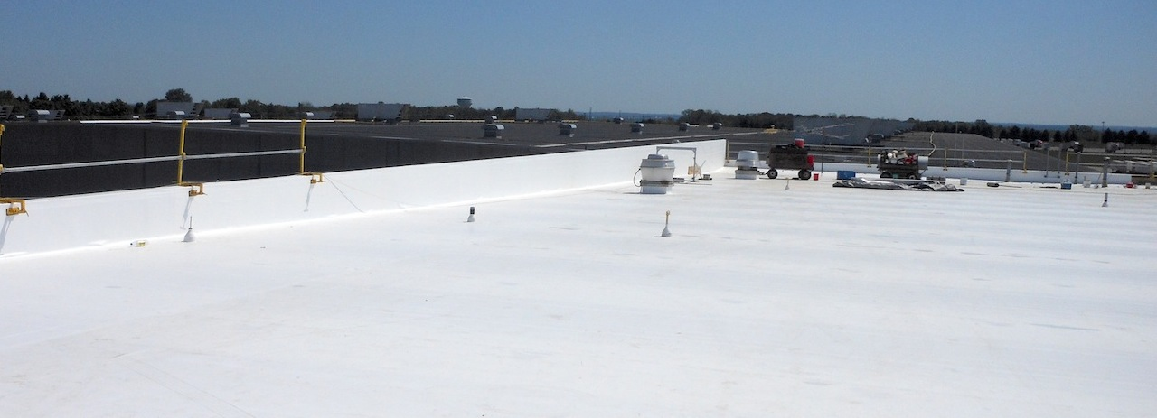Commercial Roofing Dayton Meijer S Distribution Facility