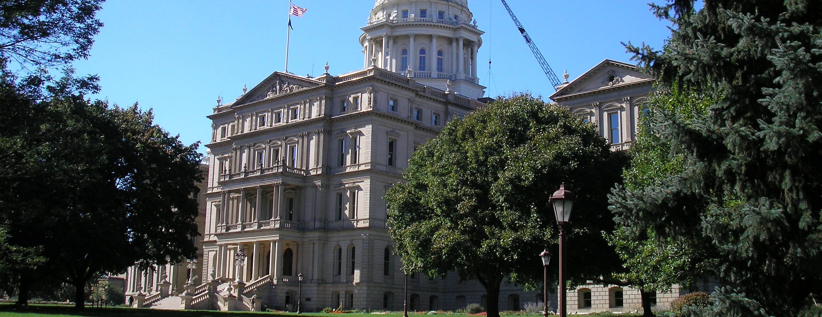 Michigan State Capitol Building – Commercial Roofing Repair