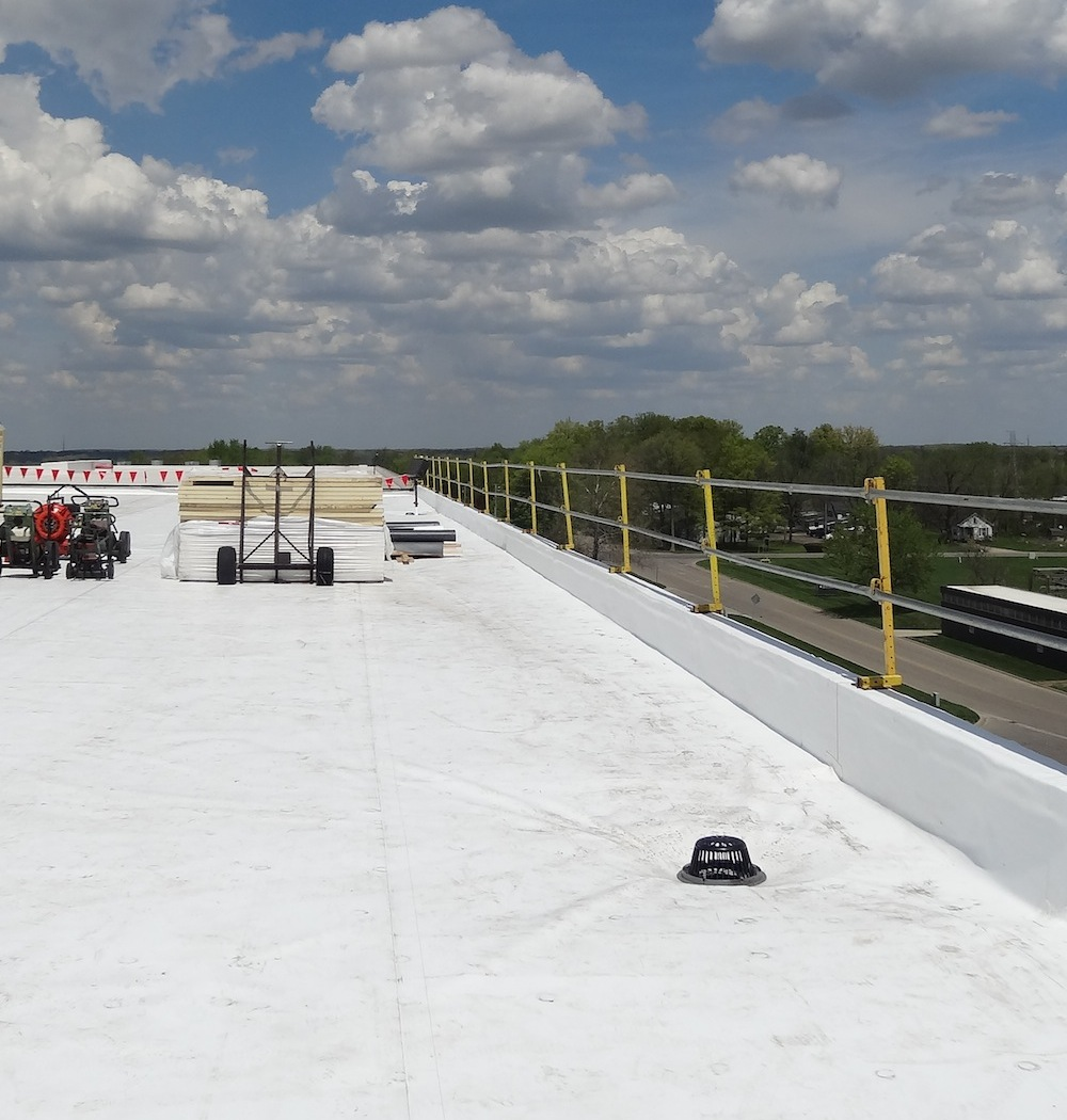 Tpo Roofing Systems Bloom Roofing