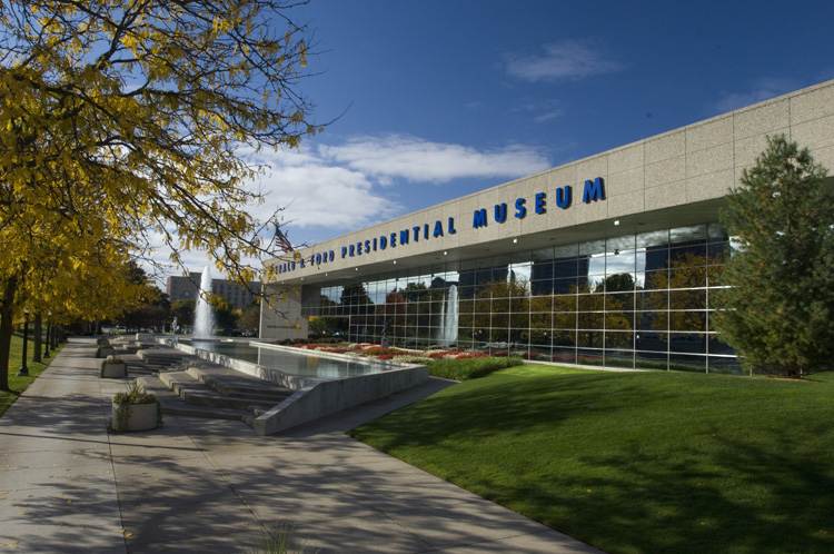 Gerald-Ford-Museum-Grand-Rapids-Michigan-Commercial-Roofing